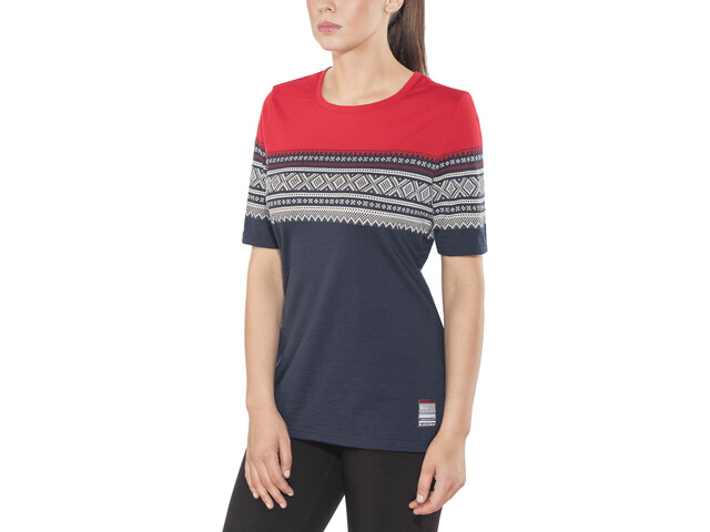 Aclima DesignWool Marius T-shirt en mérinos Femme, original
